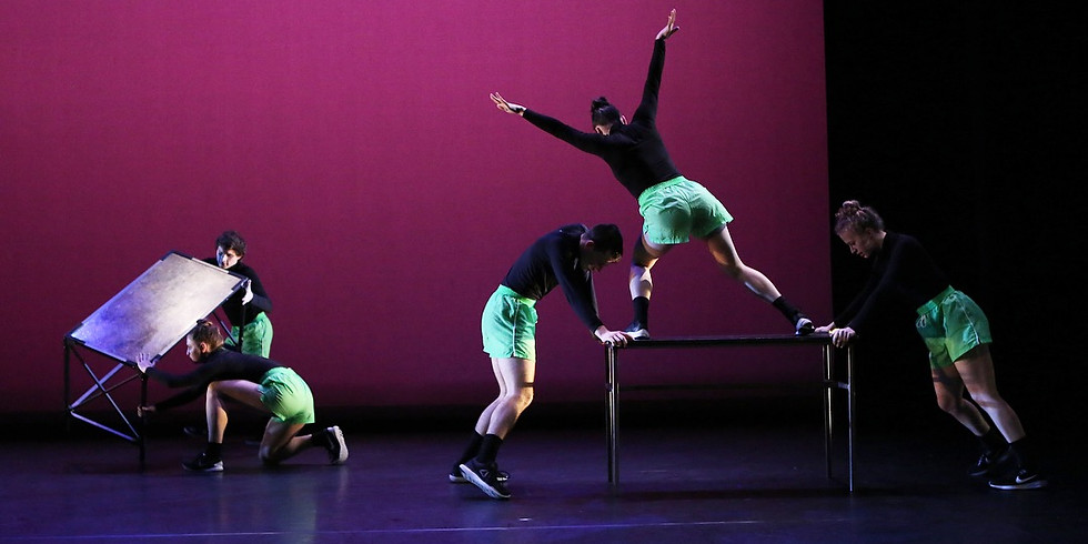 Your Move: Jersey City's Modern Dance Festival