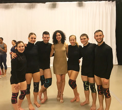 Eryc Taylor Dance New Choreographer Grant Showcase