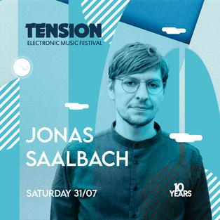 Jonas Saalbach sorgte über die letzten Jahre mit seinem aufregenden Live-Act und grandiosen Releases auf Labels wie Einmusika und Radikon für Furore. Am Tension Festival 2021 wird der Berliner ein DJ-Set zum besten geben, etwas wofür der Gute auch ein sehr gutes Händchen hat.