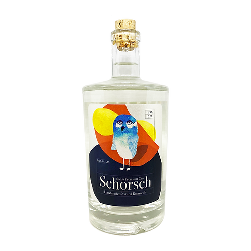 Schorsch Swiss Premium Gin