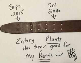 Plants vs. pants