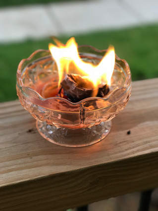 A freedom fire ritual for  your soul