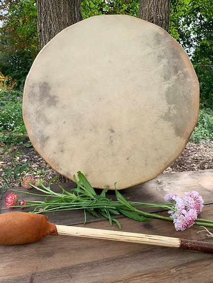 Teri Healing Drum