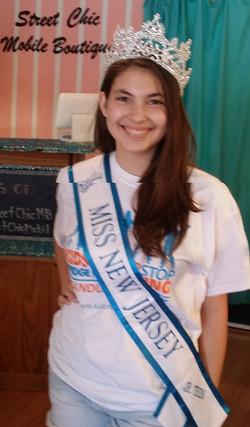 Veronica Tullo - Jr. Teen Miss NJ