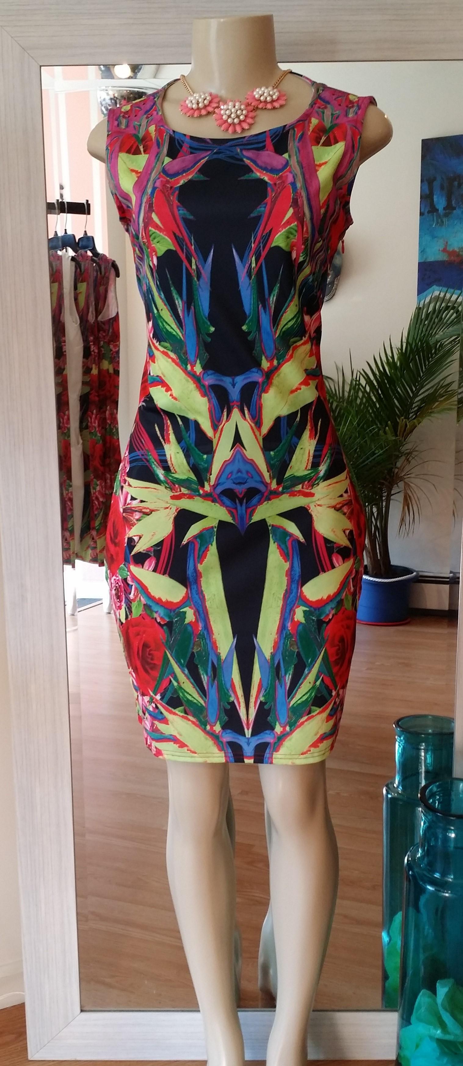 Print summer dress (2)