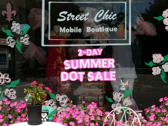 2-Day Summer DOT Sale!