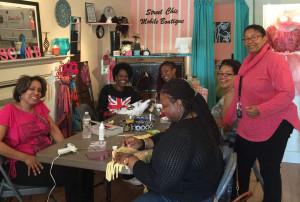 Ladies Brunch Craft Class
