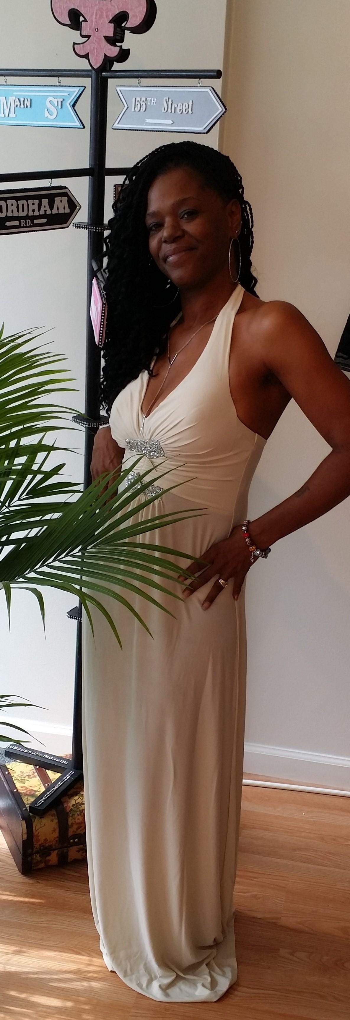 SC Beige Gown