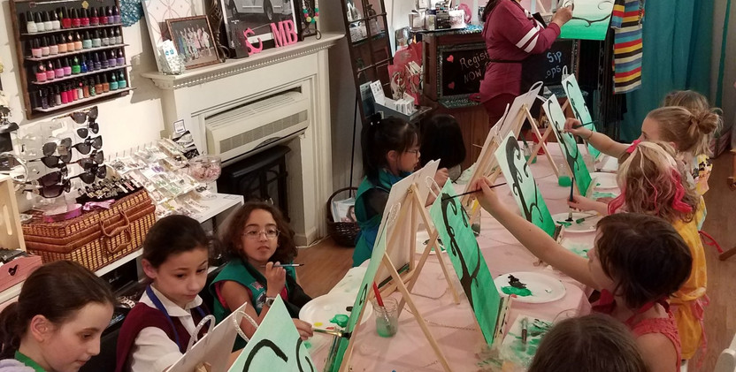 Girl Scouts Troop #95735 Owl - Feb 24-4.