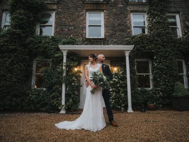 Louisa & Warren - Hipping Hall Wedding, Lancashire