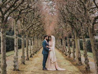 Zainab + Nazir - Thornton Manor Wedding