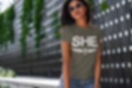 SHE REPUBLIC T SHIRT COLLECTION