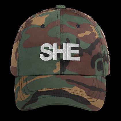 SHE CAP