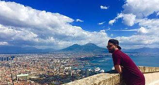 Antonio Porzio in Neapel