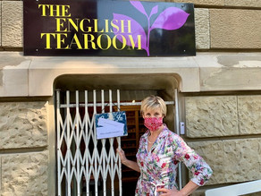 The English Tearoom