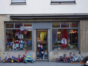 WINDRAD KINDER SECOND HAND LADEN