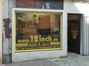 12inch - Schallplatten und CDs An und Verkauf