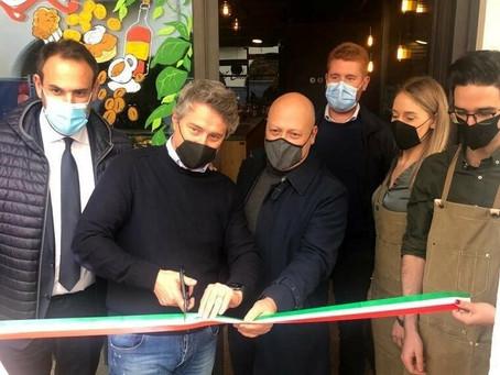 TREVISOTODAY  - Apre un nuovo locale in centro a Treviso: il Caffè DiVino