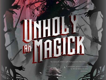 Review: An Unholy Magick by Kali Rose Schmidt