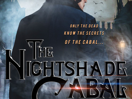 Book Review of The Nightshade Cabal by Chris Patrick Carolan