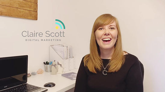 A quick introduction | Claire Scott | Digital Marketing