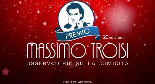 """XX EDIZIONE """"PREMIO MASSIMO TROISI"""""""