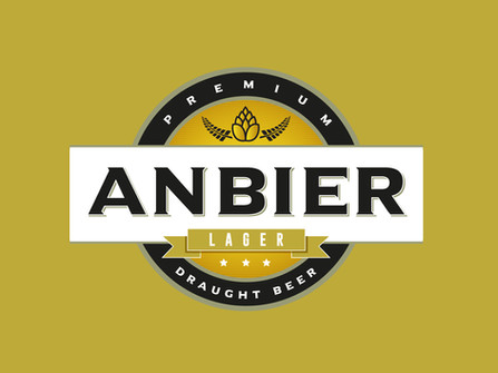 ANBIER AMERICAN LAGER