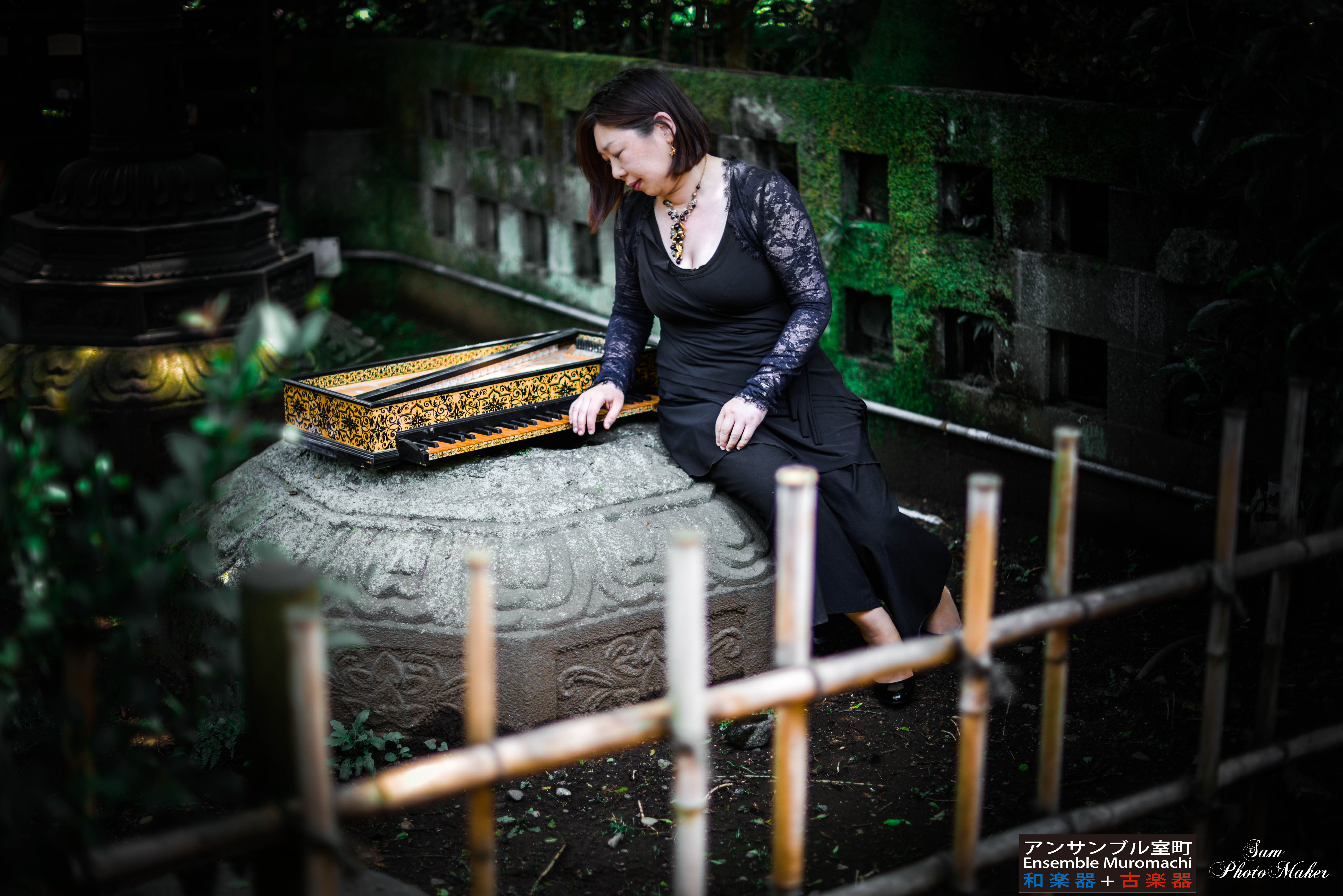 野澤 知子 Tomoko NOZAWA(チェンバロ)