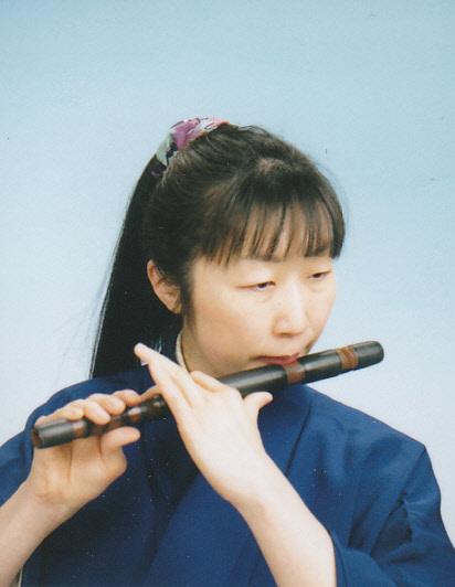 滝沢 成実 Narumi TAKIZAWA(能管)