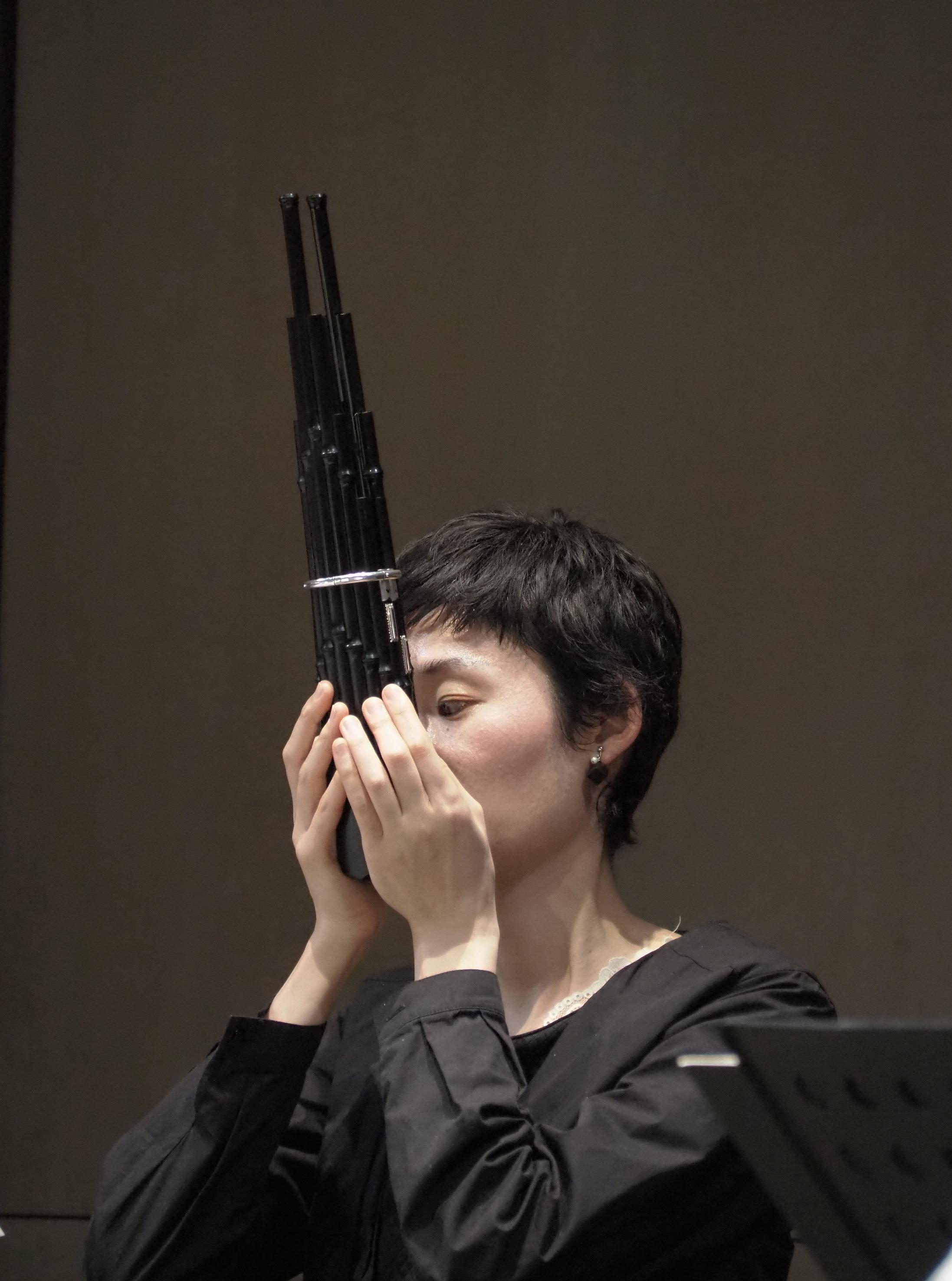 管原ユーリ Yu-ri Sugawara(笙)