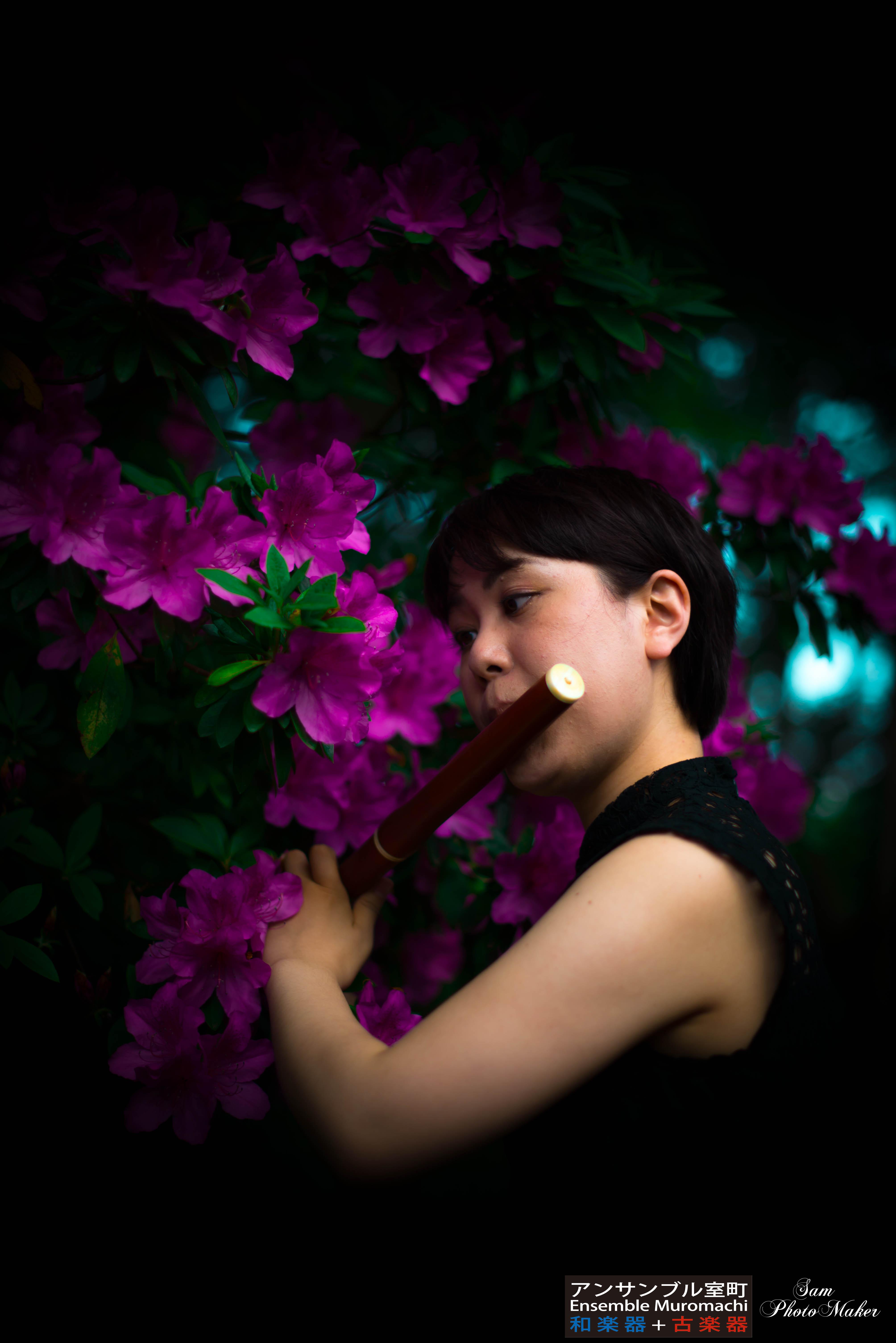仲間 知子 Tomoko Nakama(フラウト・トラヴェルソ)