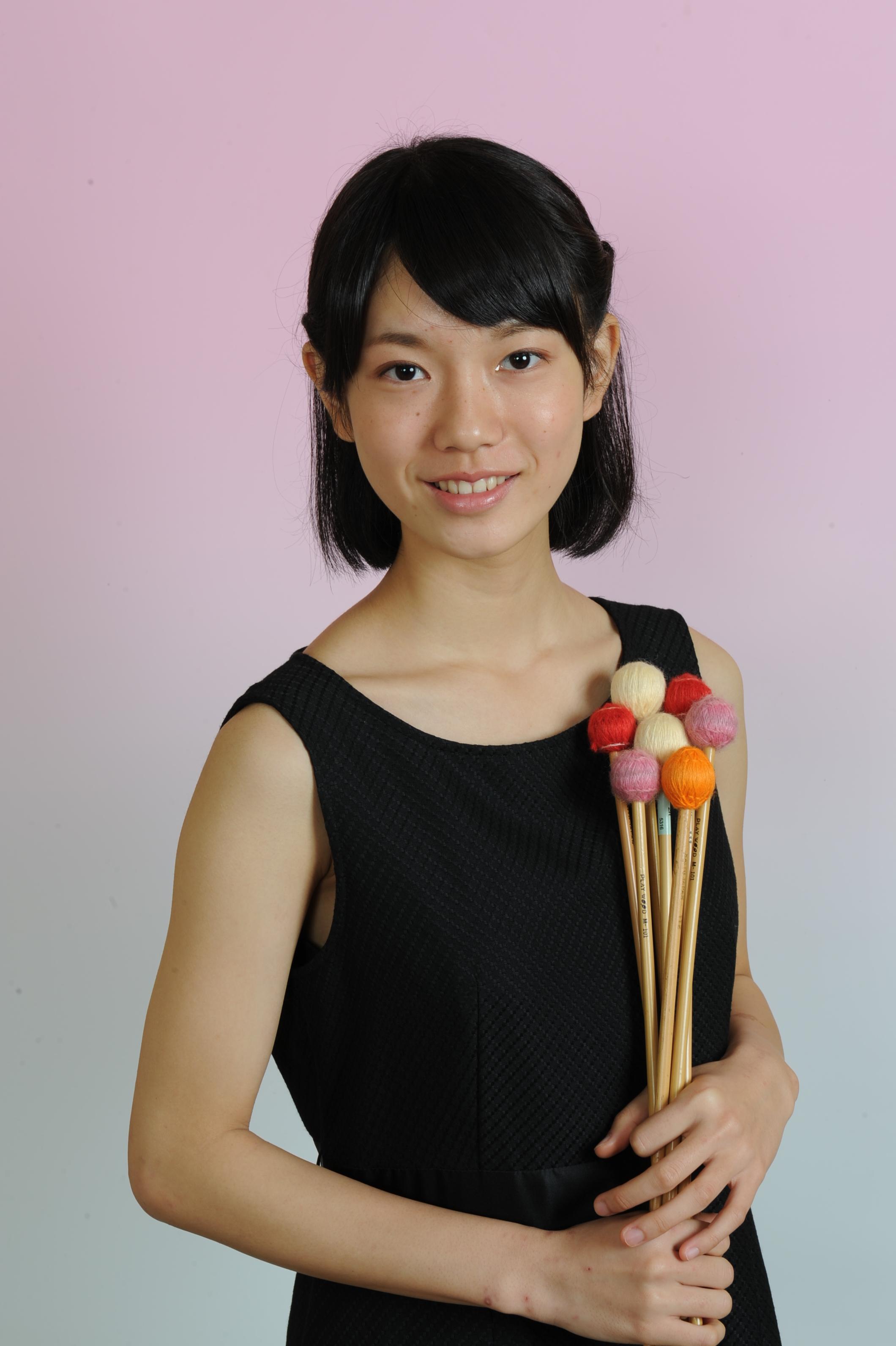 岡田 満里子 Mariko Okada(パーカッション)