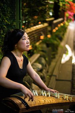 平田 紀子 Noriko HIRATA (箏)