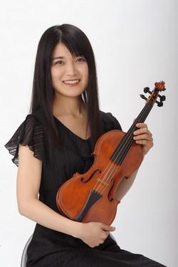 須賀 麻里江 Marie SUGA(バロックヴァイオリン)