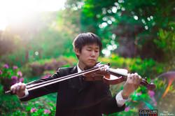 高岸 卓人 Takuto TAKAGISHI(バロックヴァイオリン)