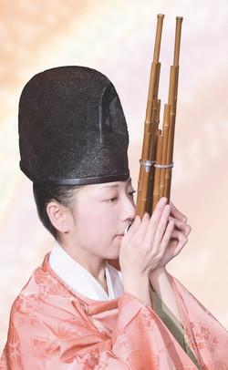中村 華子 Hanako Nakamura(笙)