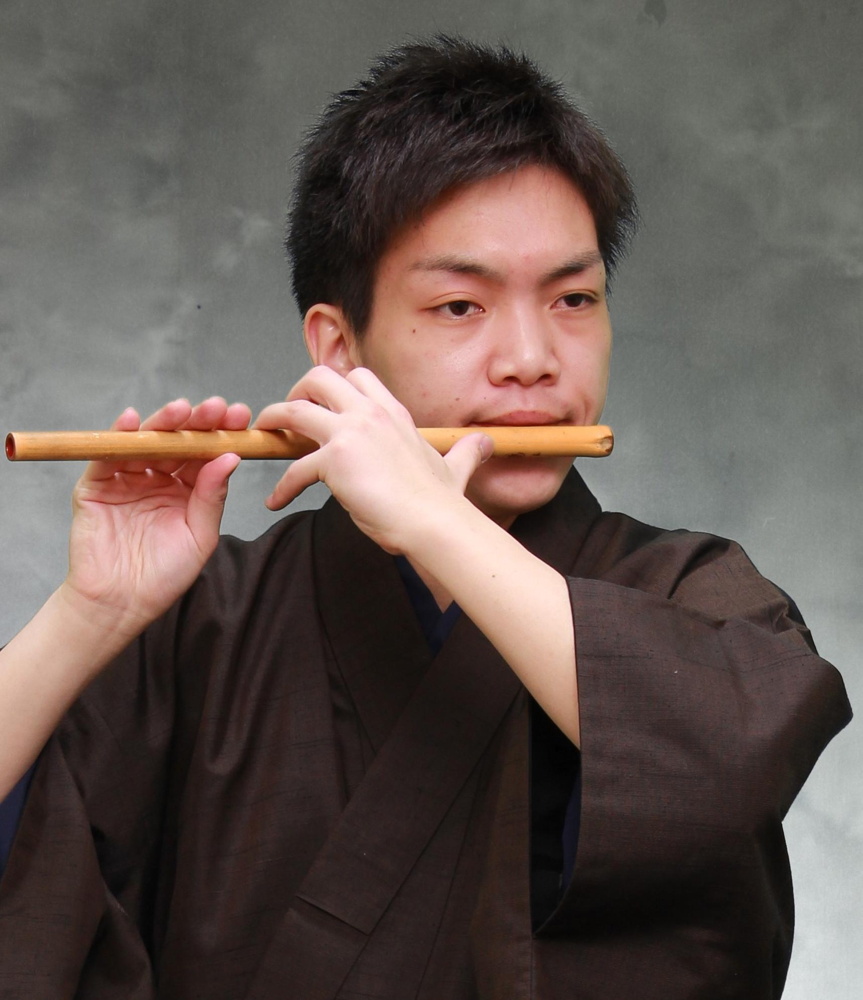 澄川 武史 Takeshi Sumigawa(能管)