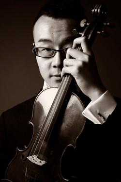 長岡 聡季 Satoki Nagaoka (バロックヴァイオリン)