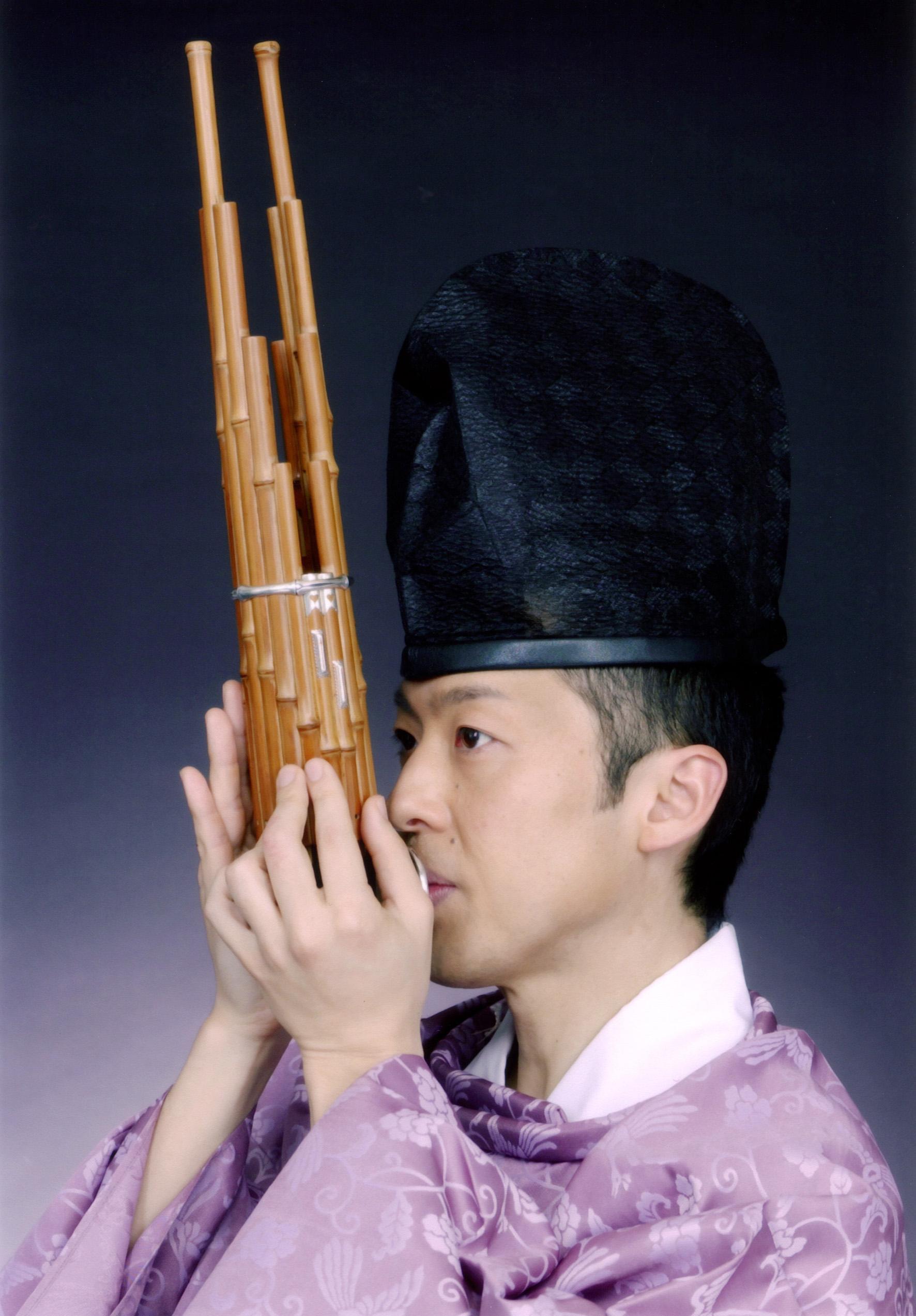 石川 高 Ko ISHIKAWA(笙)