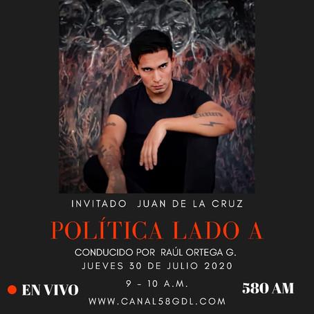Juan de la Cruz entrevistado
