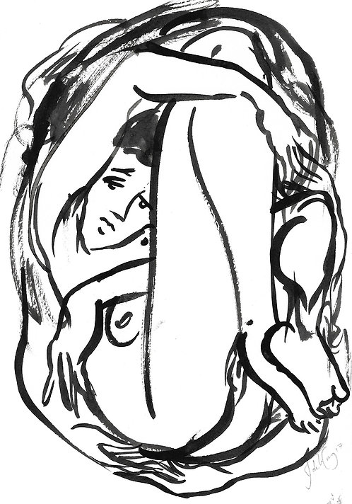 Elucubraciones XXXVI - Juan de la Cruz Digital Art