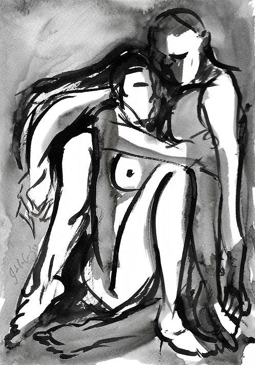 Elucubraciones XXXI - Juan de la Cruz Digital Art