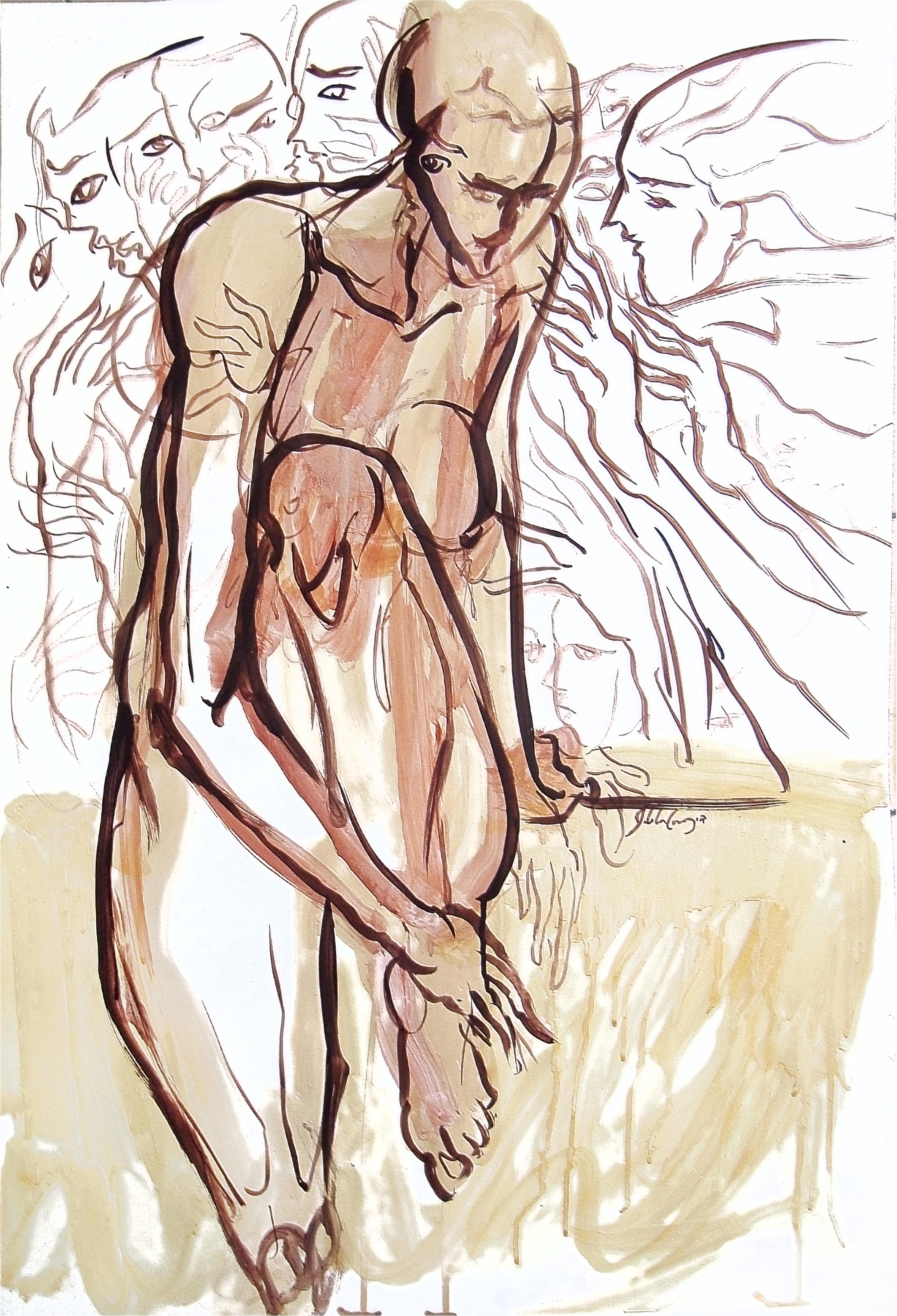 Estudios anatómicos XI