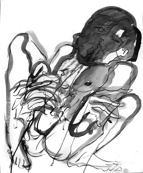Elucubraciones VI - Juan de la Cruz Digital Art