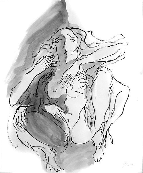 Elucubraciones V - Juan de la Cruz Digital Art