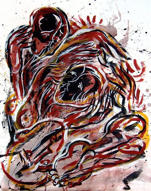 Elucubraciones XXVIII - Juan de la Cruz Digital Art