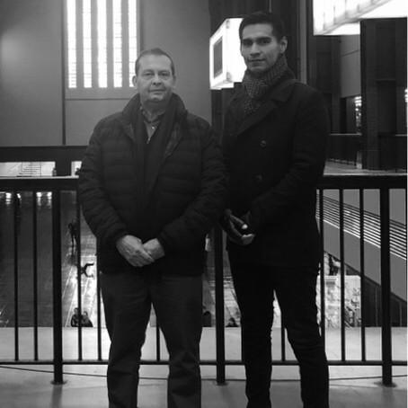 Juan de la Cruz en Tate Modern