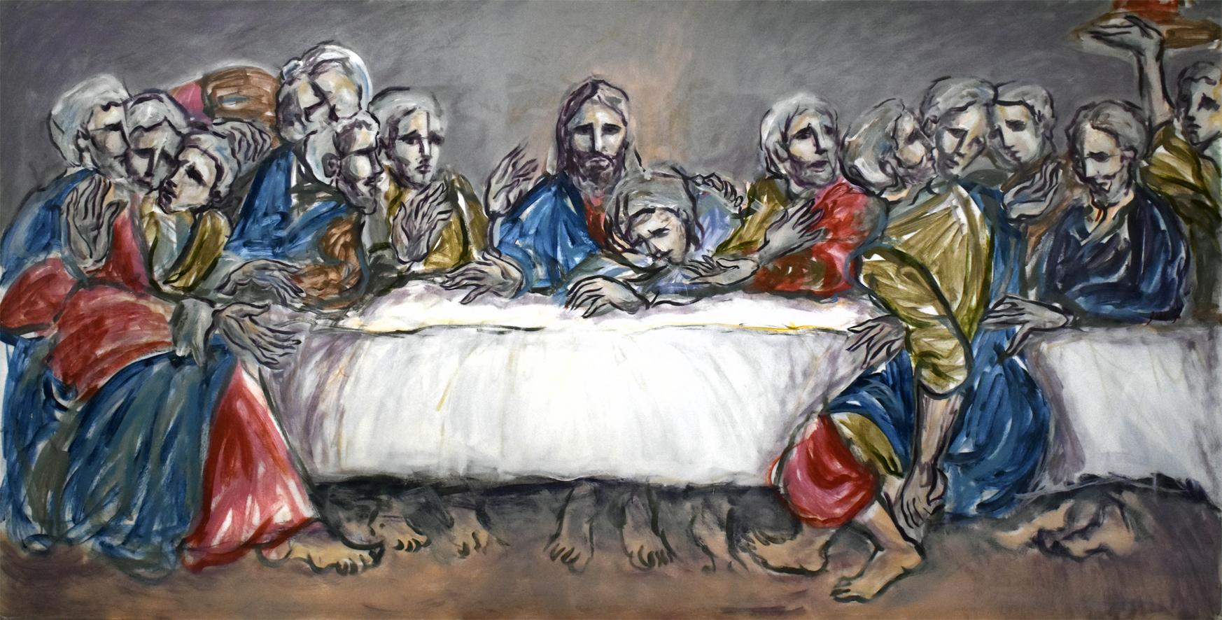 La última cena I