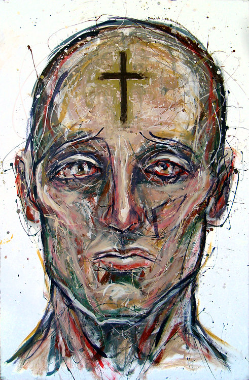 Christianity - Juan de la Cruz Digital Art