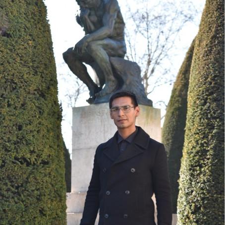 De gira por Paris en el museo Rodin